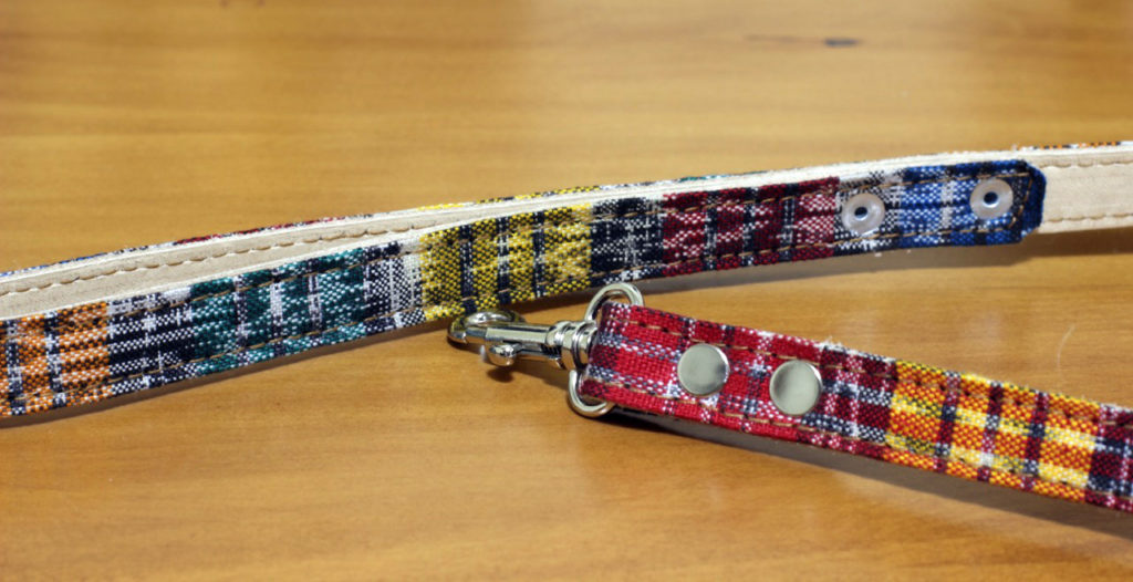 mayan textile dogs