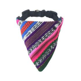 Unique Mayan dog collar bandanas